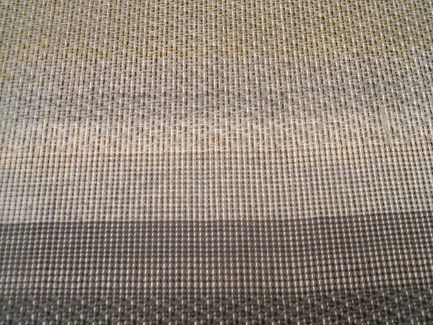Handwoven sample in Merino for scarf or wrap.