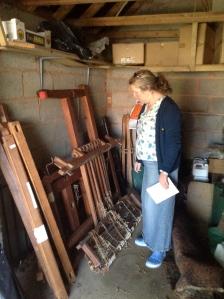 Eileen Chadwick's Loom