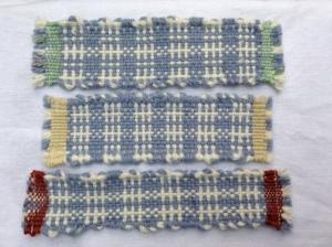 Cambrian yarn sample