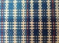 Hand woven fabric in 100% Welsh wool