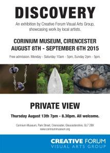 Discovery exhibition at Corinium Museum