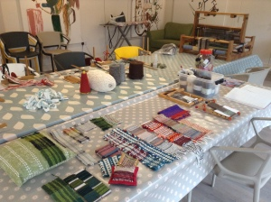 What can you make from your weaving experiments? Some ideas to inspire!