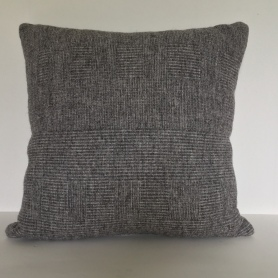 Cumbria Cushion collection. Hand-woven in Herdwick Wool, 2019